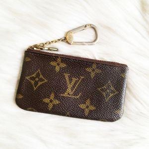 Louis Vuitton Monogram Key Cles